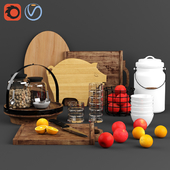 Other Kitchen Decorative Set From PB 02