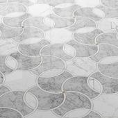 Mosaic Sicis SiciStone Dalisa Gray