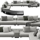 Minotti Daniels sofa