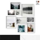 Gallery Frame Set 08