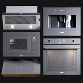 Kitchen Appliances Smeg Dolce Stil Novo