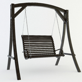 Brandi Porch Swing with Stand