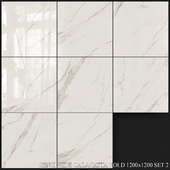 ABK Sensi Wide Calacatta Gold 1200x1200 Set 2