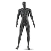 Faceless male mannequin 40