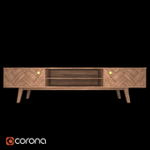 Media Console Parker