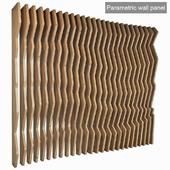 Parametric wall panel 01