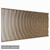 Parametric wall panel 03