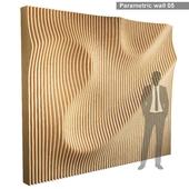 Parametric wall 005