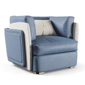 Turri Blanche armchair