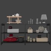 Decorative set_ kitchen_Ware