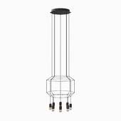 Wireflow 0303 by Vibia
