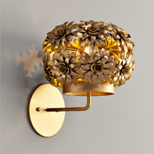 Young House Love Oopsy Daisy Wall Sconce
