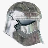 First Order Captain Phasma Helmet
