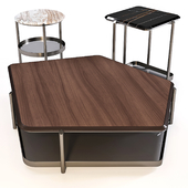 Giorgetti: Coffee Table - Skyline Set 02