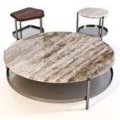 Giorgetti: Coffee Table - Skyline Set 03
