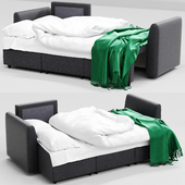 Диван-кровать Бриссунд / Brissund Bed