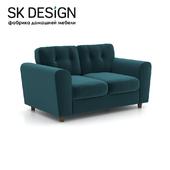 OM Arden Double Sofa ST 116