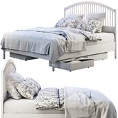 Ikea Tyssedal bed