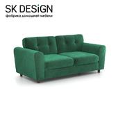 OM Arden Double Sofa SF 156