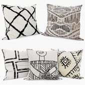 Zara Home - Decorative Pillows set 41