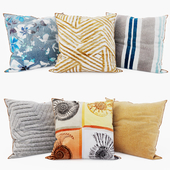 Zara Home - Decorative Pillows set 43
