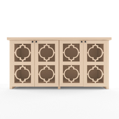 "Chest ""Luciano"" / Sideboard ""Luciano"""