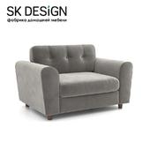 OM Arden M 96 wide chair