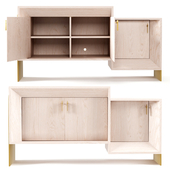 Davana Cabinet by Kelly Wearstler