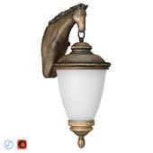 Street wall lamp Nowodvorski HORSE 4900
