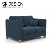 OM Double Sofa Bari SFR 116