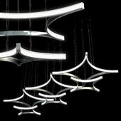 arrangement of lamps Tlro_40_70 Luchera