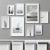 Picture Frames Set-102