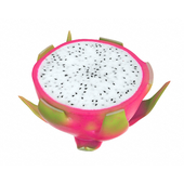 Dragonfruit half