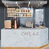 """Cafe """"Cafe 6.0"""""""