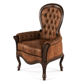 Chair bergere