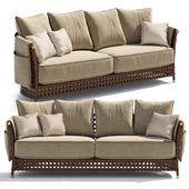 SAMUELE MAZZA Rigel sofa