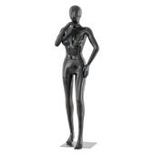 Faceless woman mannequin 38