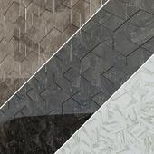 ATLAS CONCORDE MARVEL EDGE  Mosaico 3D