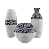 Angelica vases
