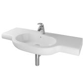 Roca - MERIDIAN-N Wall Sink