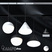 Droplight Series Chandelier Magnetic