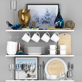 kitchen accessories set 01