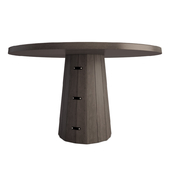 Container wooden table