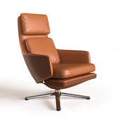 Vitra Grand Relax Armchair