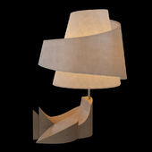Table lamp VELA WOOD