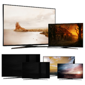 Samsung Smart TV 4 Models