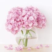 Букет цветов в вазе 32