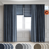 Modern style curtains 7