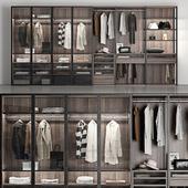 wardrobe Poliform гардероб