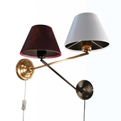 GARDA, wall lamp from the company MARKSLOJD, Sweden.